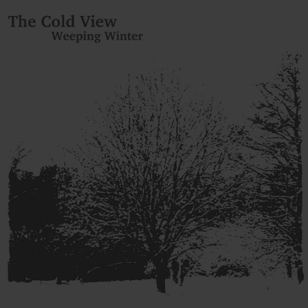 Drone Doom: The Cold View Weeping Winter Cover