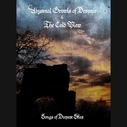 Funeral Doom: The Cold View Songs of Deepest Skies Cover