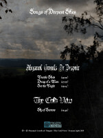 Funeral Doom: The Cold View - Songs of Deepest Skies - Back