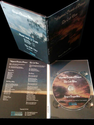 CD Digipak of The Cold View - Songs of Deepest Skies
